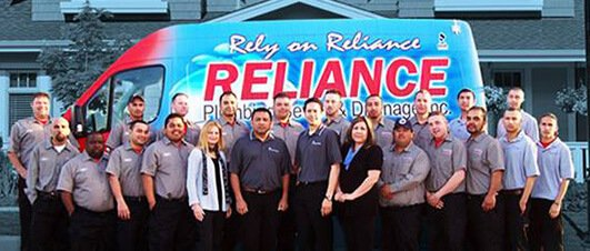 The Reliance Plumbing Sewer & Drainage, Inc. team
