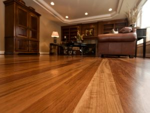 Beautiful New Hardwood floors home interior