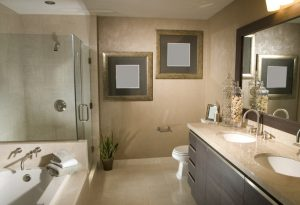 Bathroom Interior Home Design Photo